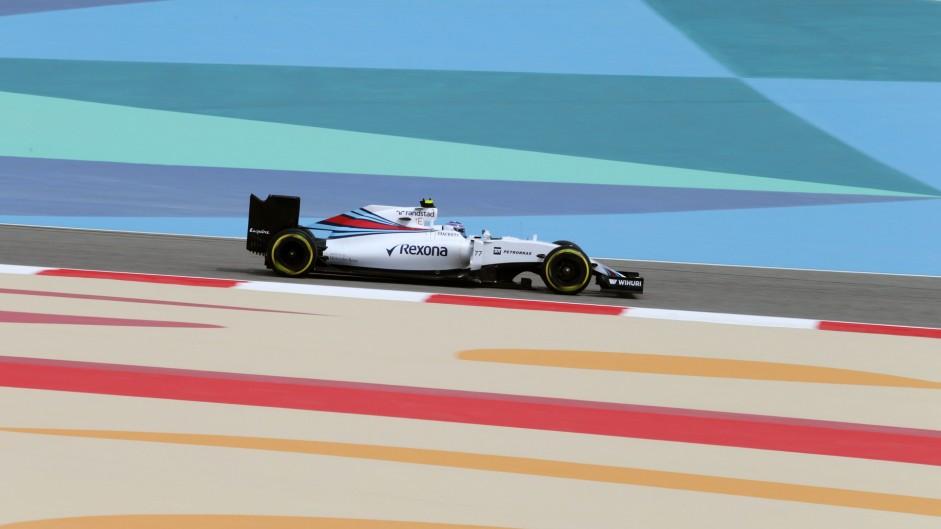 Valtteri Bottas, Williams, Bahrain International Circuit, 2016