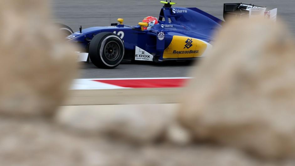 Felipe Nasr, Sauber, Bahrain International Circuit, 2016