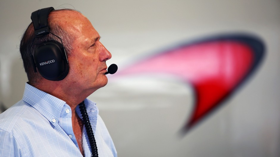 McLaren will succeed Mercedes as champions – Dennis