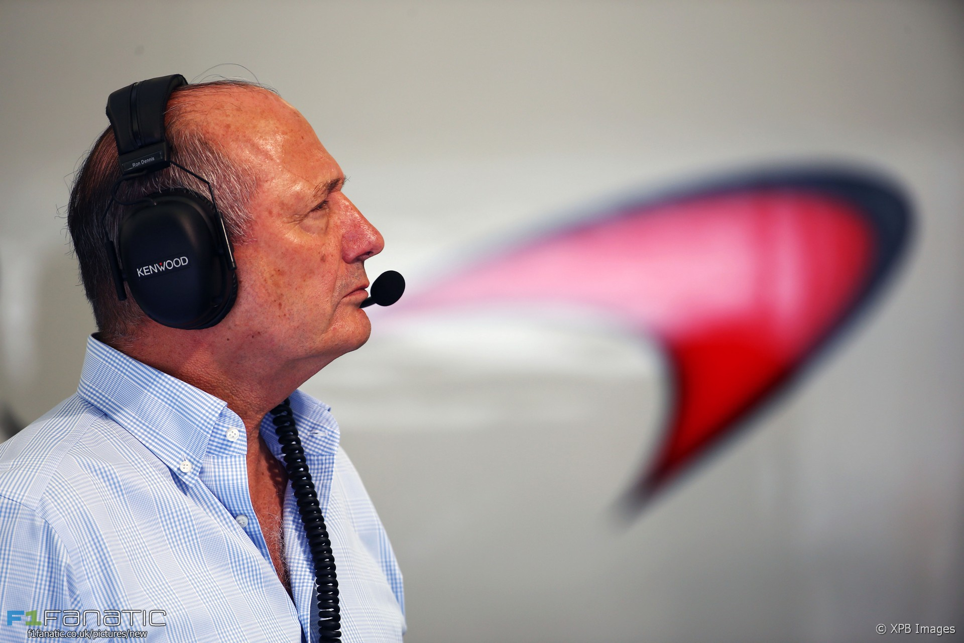 Ron Dennis, McLaren, Bahrain International Circuit, 2016
