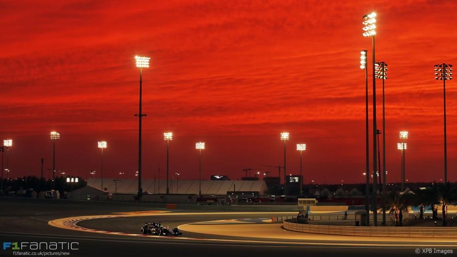 Nico Hulkenberg, Force India, Bahrain International Circuit, 2016