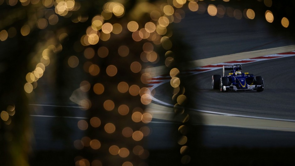Marcus Ericsson, Sauber, Bahrain International Circuit, 2016