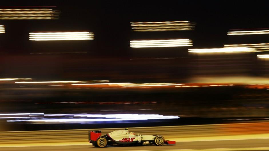 Esteban Gutierrez, Haas, Bahrain International Circuit, 2016