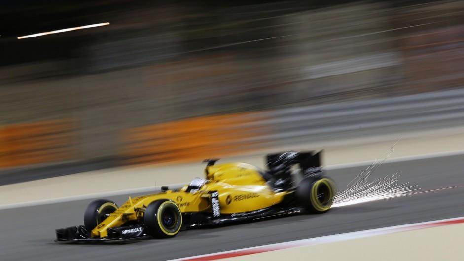 2016 Bahrain Grand Prix lap charts