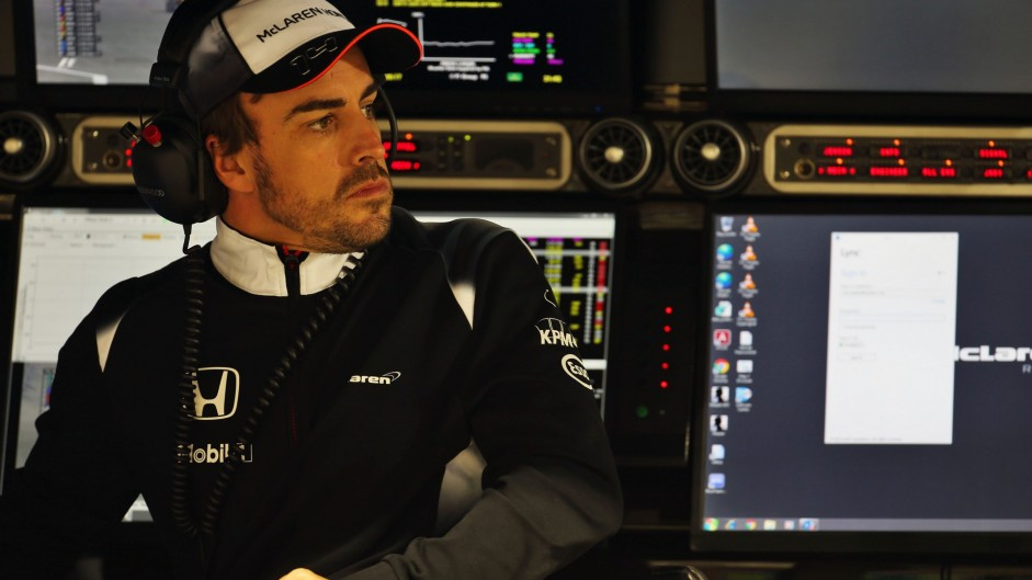 Alonso 'preparing as normal' for China but in doubt for race again