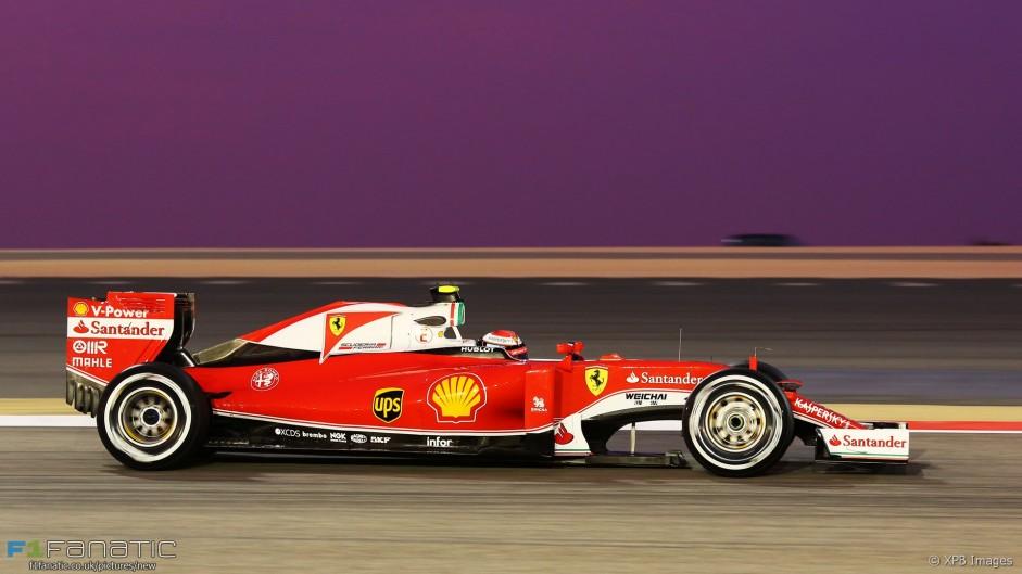 Mercedes wary of another flying Ferrari start