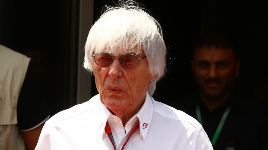 Women may not be fast enough for F1 – Ecclestone