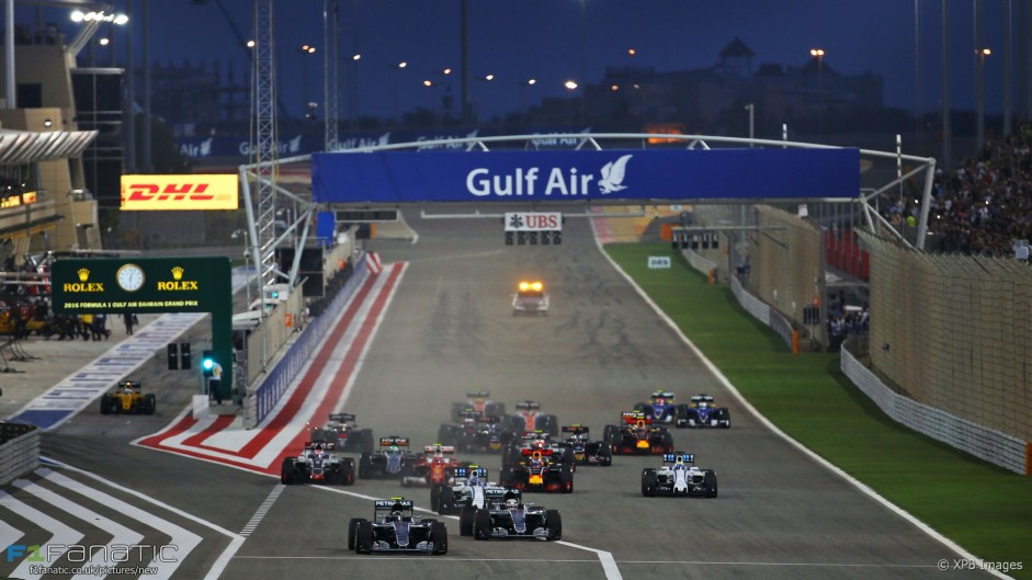 Vote for your 2016 Bahrain Grand Prix Driver of the Weekend