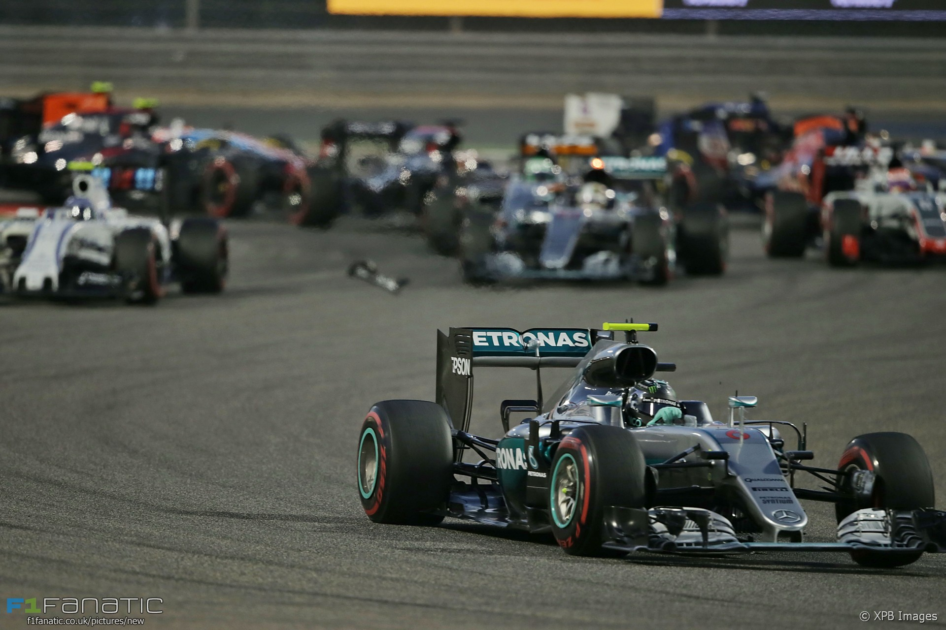 formel 1 start bahrain