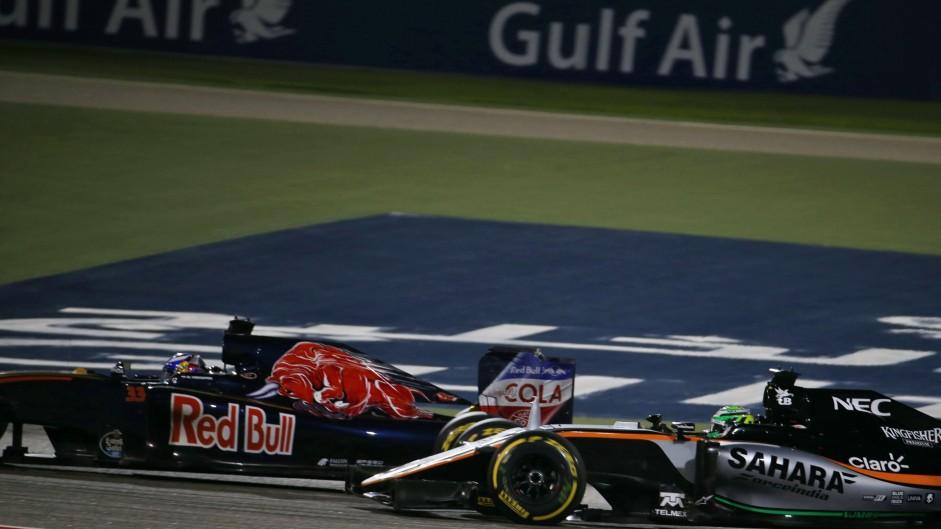 Max Verstappen, Toro Rosso, Bahrain International Circuit, 2016