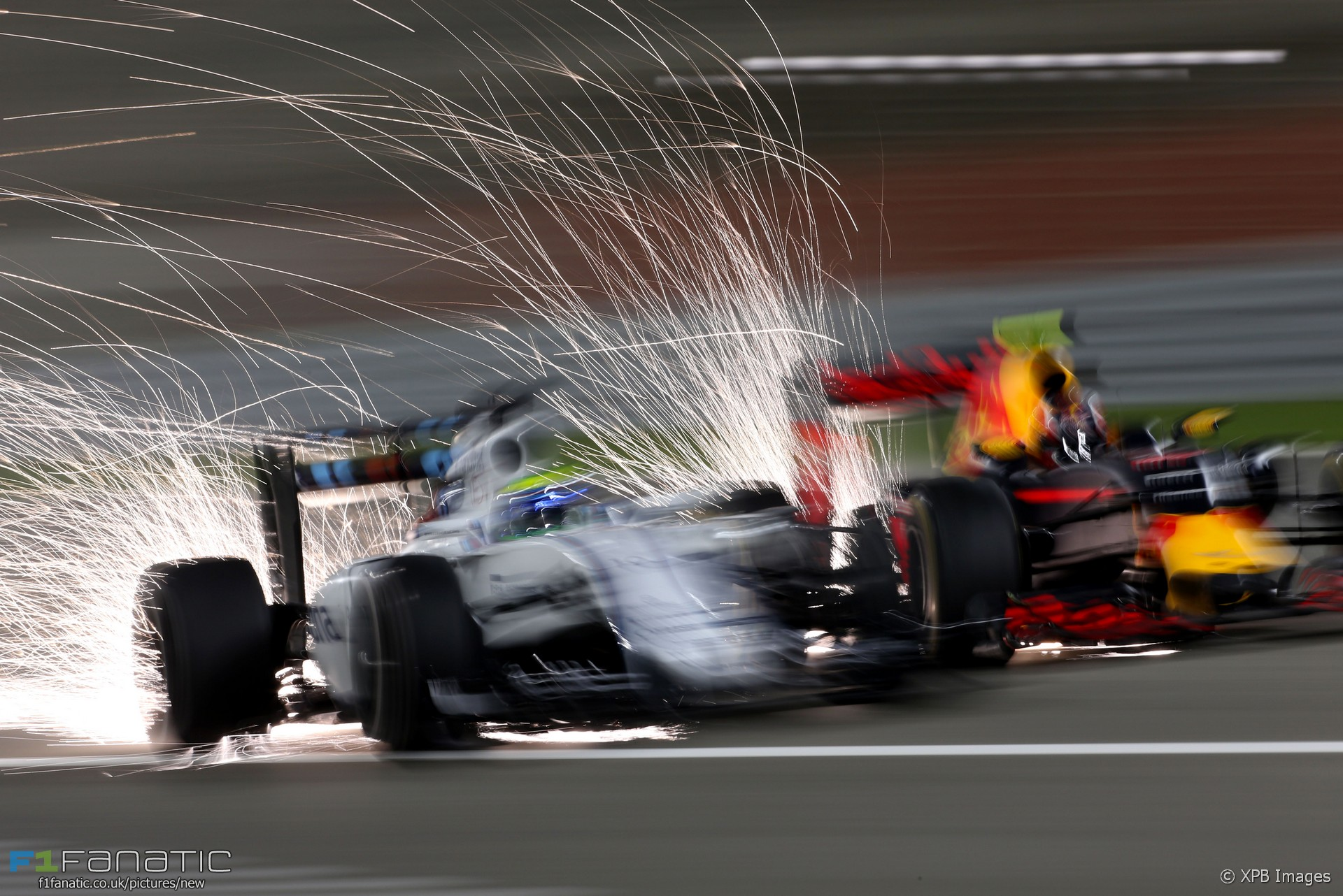 Felipe Massa, Williams, Bahrain International Circuit, 2016