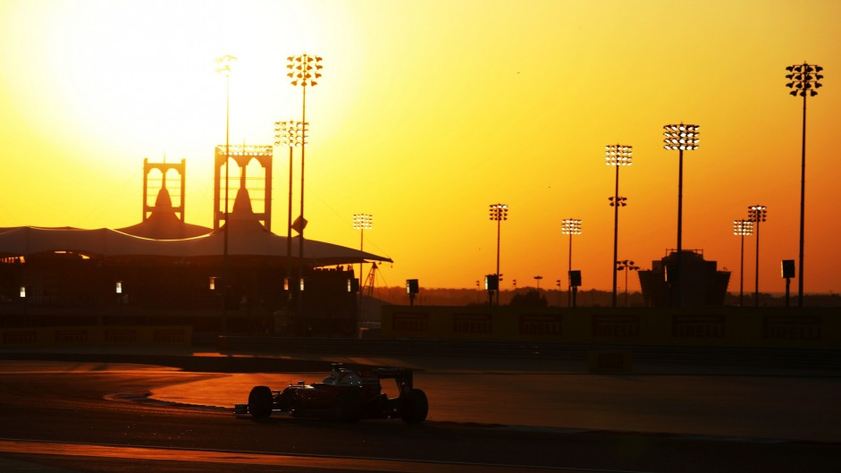 Cooler race night weather could be a relief to Mercedes
