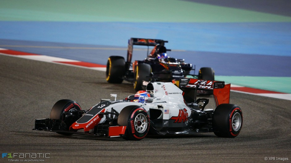 2016 Bahrain Grand Prix team radio transcript