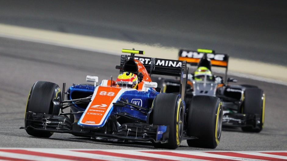 Rio Haryanto, Manor, Bahrain International Circuit, 2016