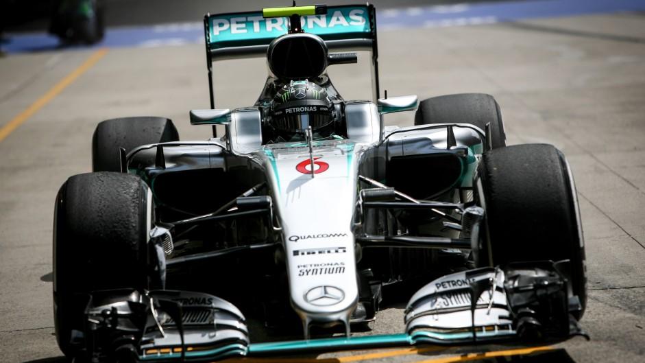 2016 Chinese Grand Prix grid