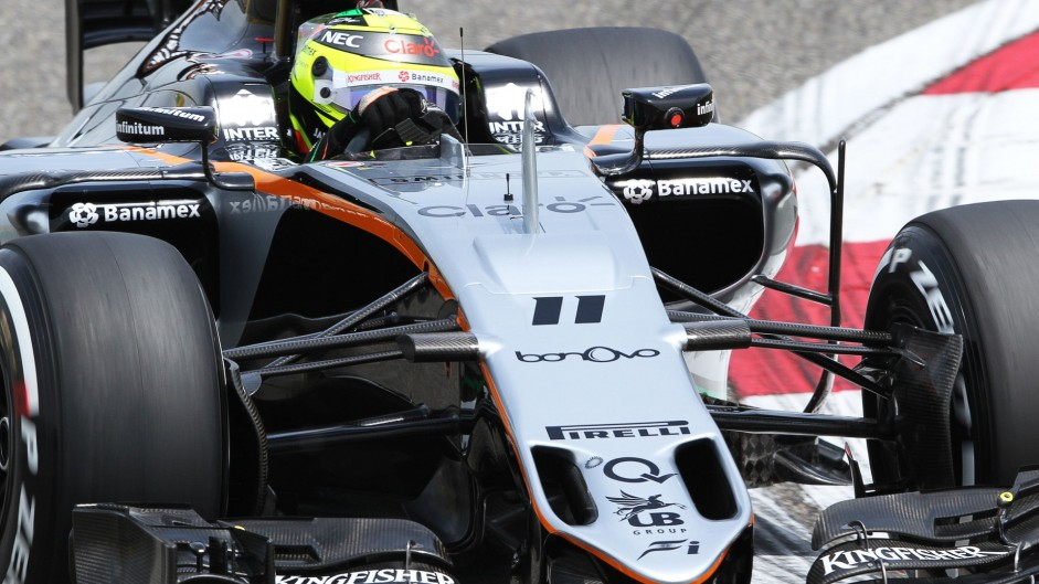 "Updated Force India ""will look quite different"" in Spain"