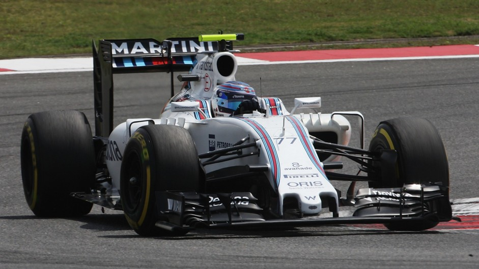 Bottas almost had same tyre failure as Massa