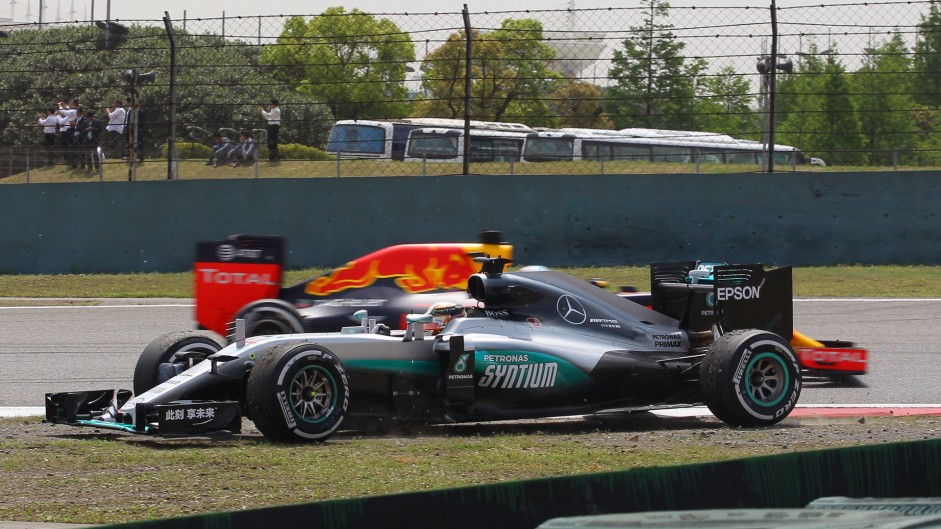2016 Chinese Grand Prix practice in pictures