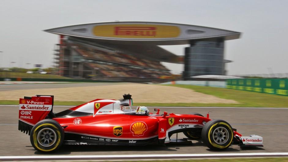 Wolff sure Ferrari has made big gains again