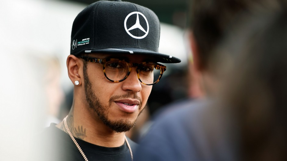 Hamilton: I do more to promote F1 than any driver