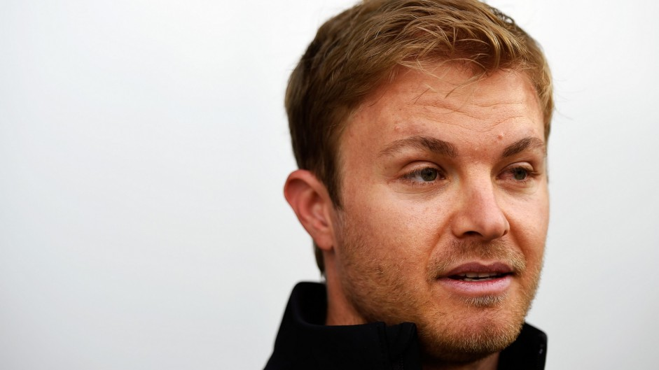 "Rosberg expects Hamilton to recover from ""messy start"""