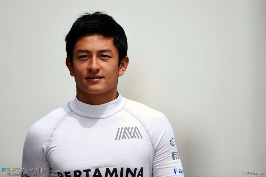 Rio Haryanto, Manor, Shanghai International Circuit, 2016