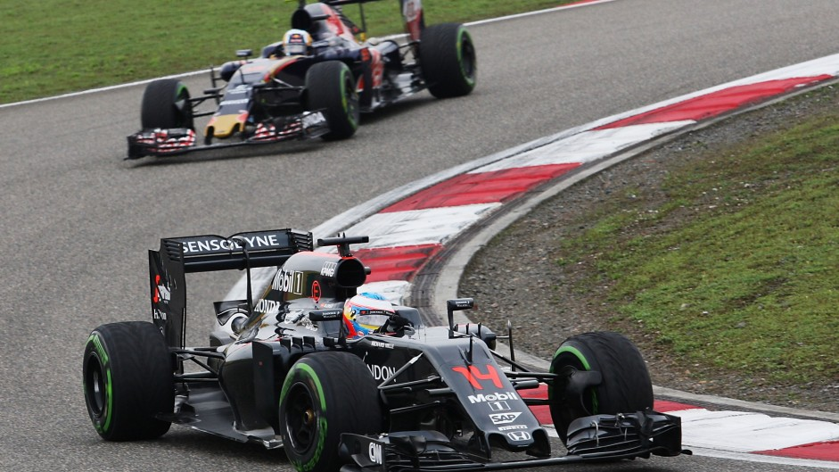 Rate the race: 2016 Chinese Grand Prix