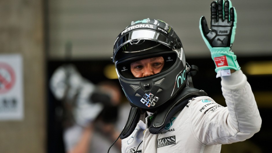 Tyre rules aid Rosberg as Hamilton prepares to attack