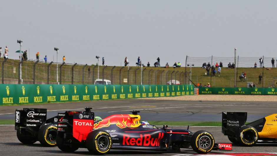 Ricciardo: fourth place 'one of the best races of my life'