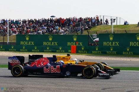 Max Verstappen, Toro Rosso, Shanghai International Circuit, 2016