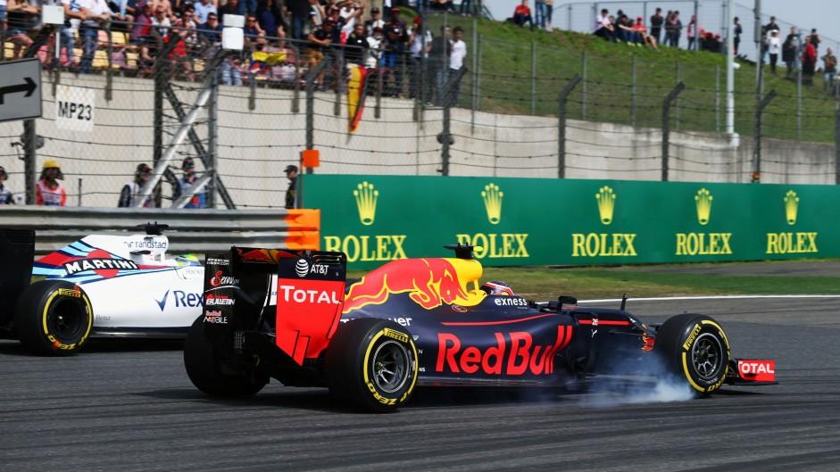 Daniil Kvyat, Red Bull, Shanghai International Circuit, 2016