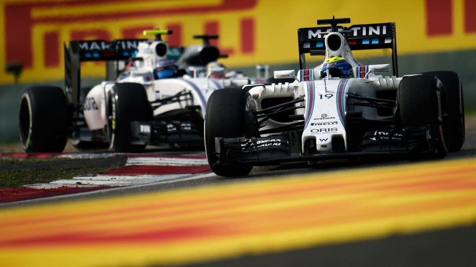 Team could benefit from tyre tests – Williams