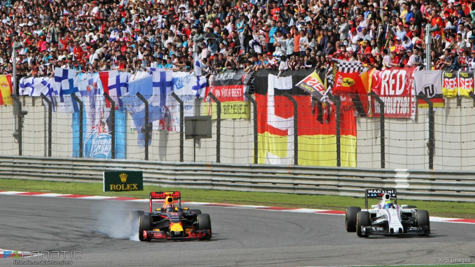2016 Chinese Grand Prix in pictures