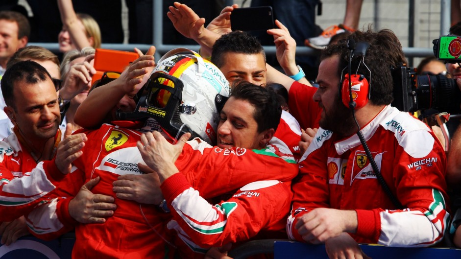 F1 is a sport first and a 'show' second – Vettel