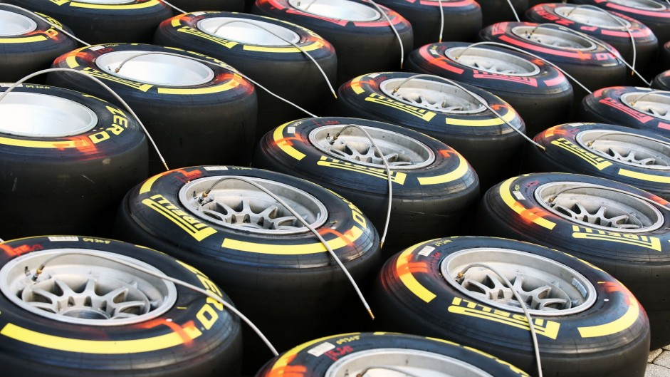 Tyre options announced for F1's return to Germany