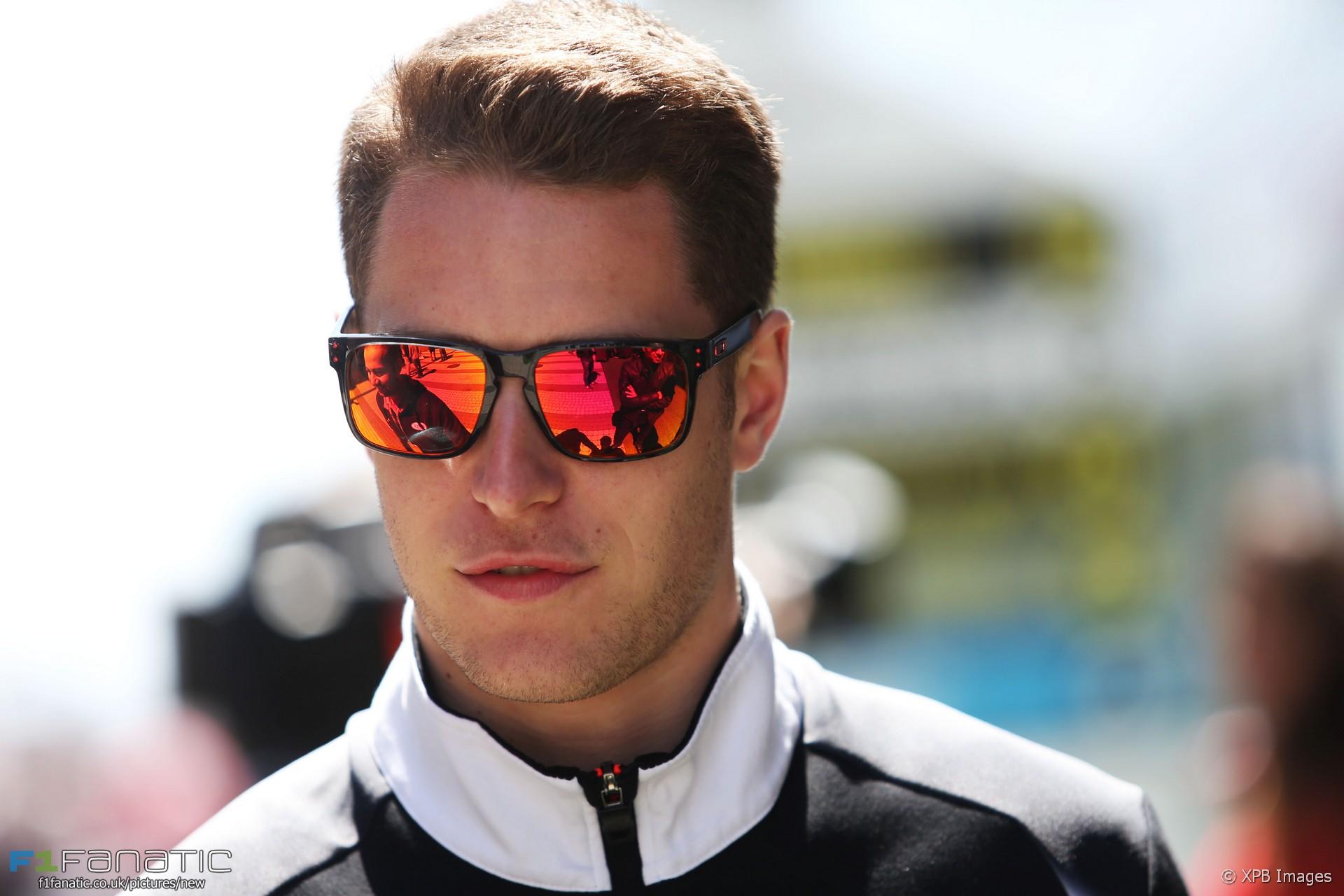Stoffel Vandoorne, McLaren, Sochi Autodrom, 2016