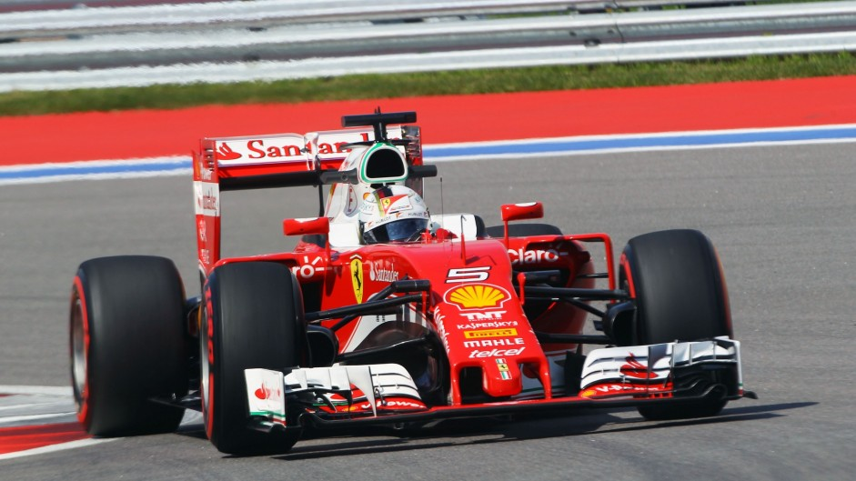Vettel set for gearbox change penalty