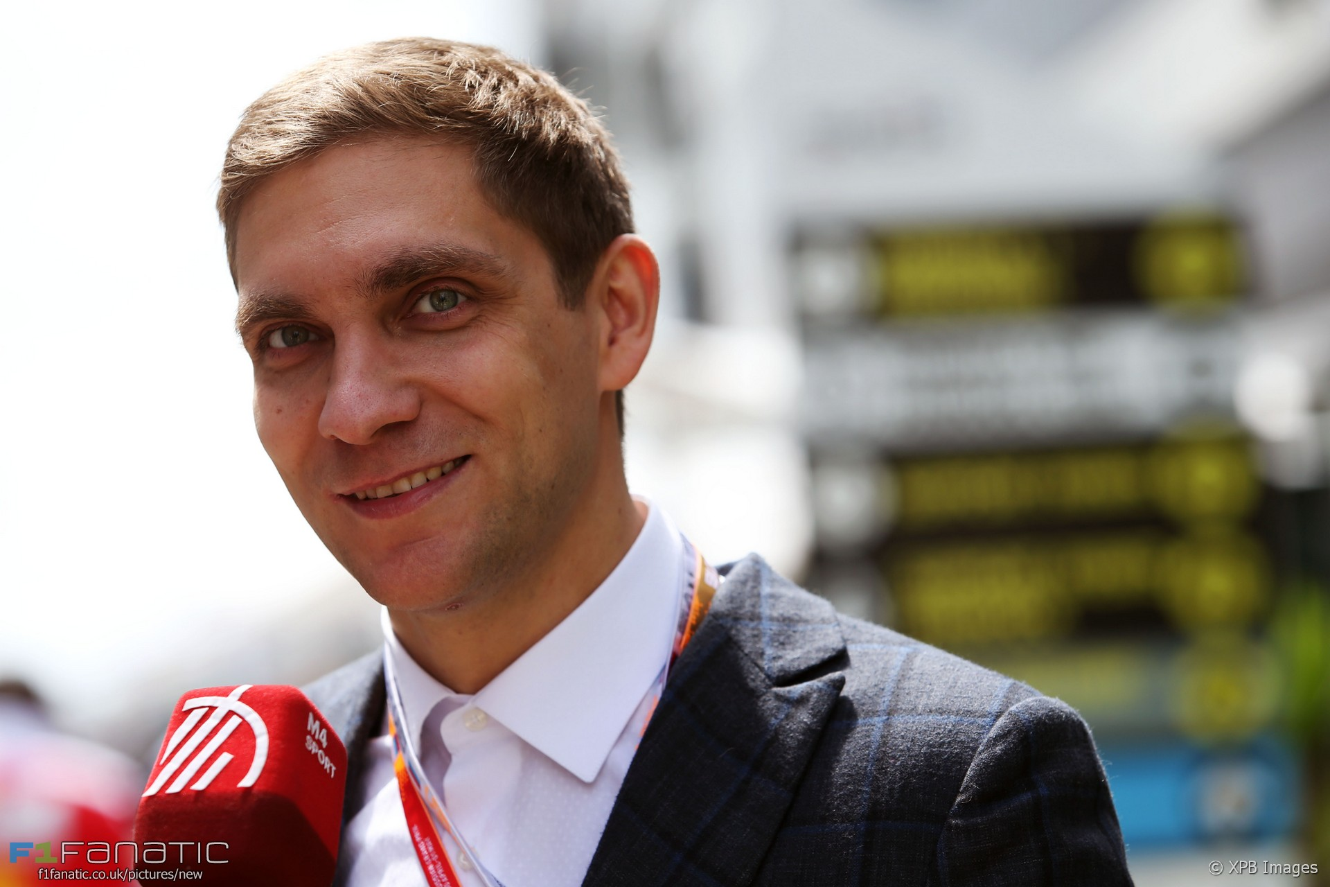 Vitaly Petrov, Sochi Autodrom, 2016