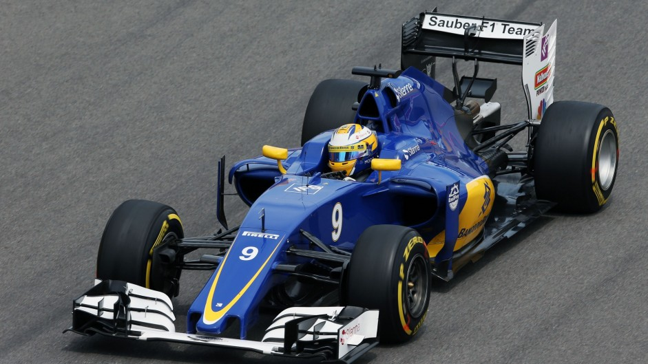 Struggling Sauber to skip test after Spanish Grand Prix