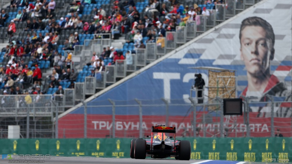 Verstappen taking Kvyat's seat is about future potential, not past results