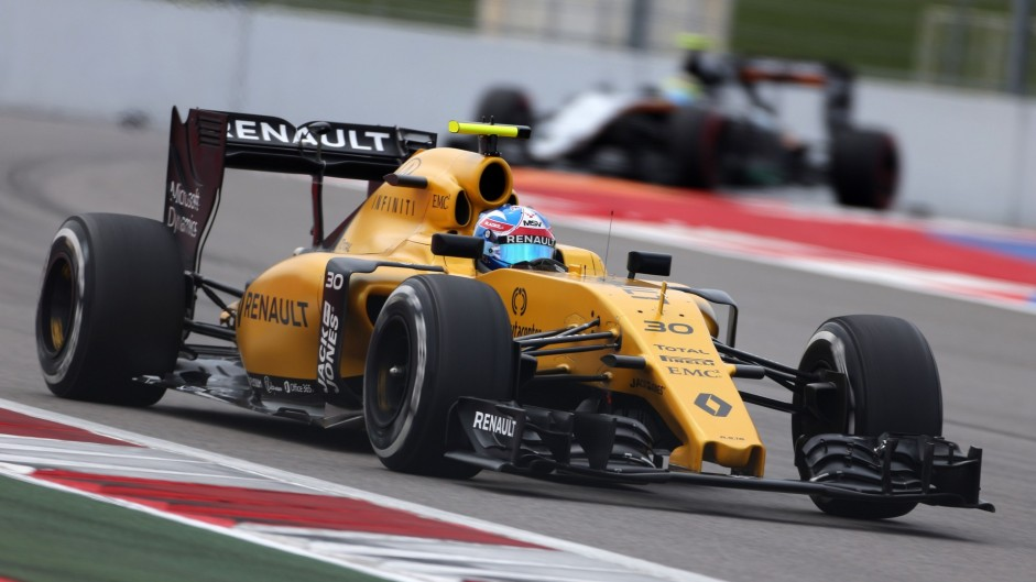 Palmer believes car problems are solved