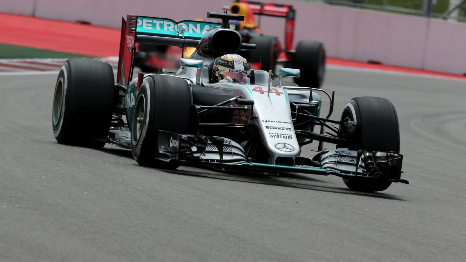Another race of damage limitation for Hamilton