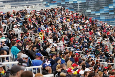 Fans, Sochi Autodrom, 2016