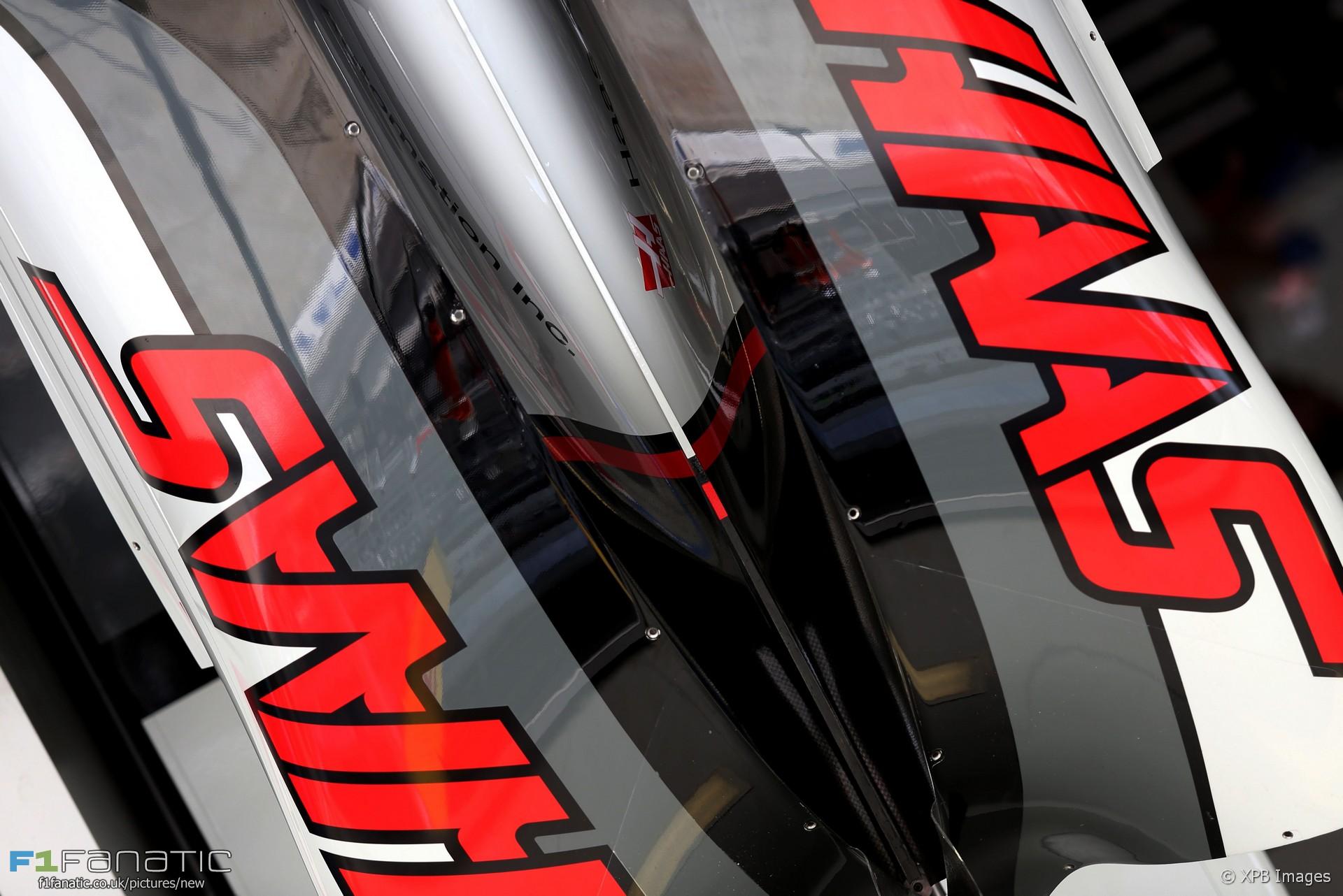 Haas, Sochi Autodrom, 2016