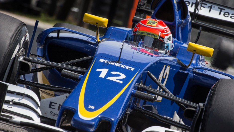 Nasr gets new Sauber chassis for Russian GP