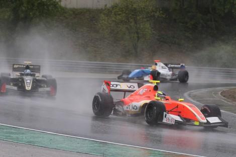 Tom Dillmann, Formula V8 3.5, Hungaroring, 2016