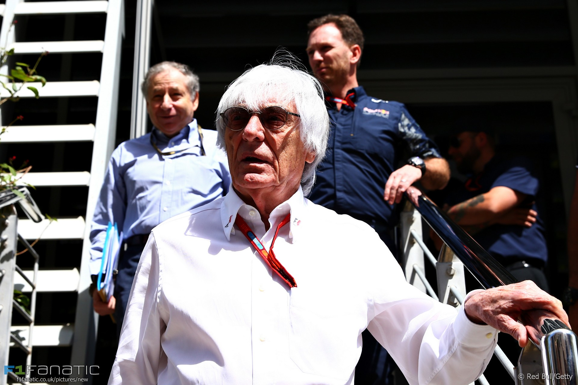 Bernie Ecclestone, Bahrain International Circuit, 2016