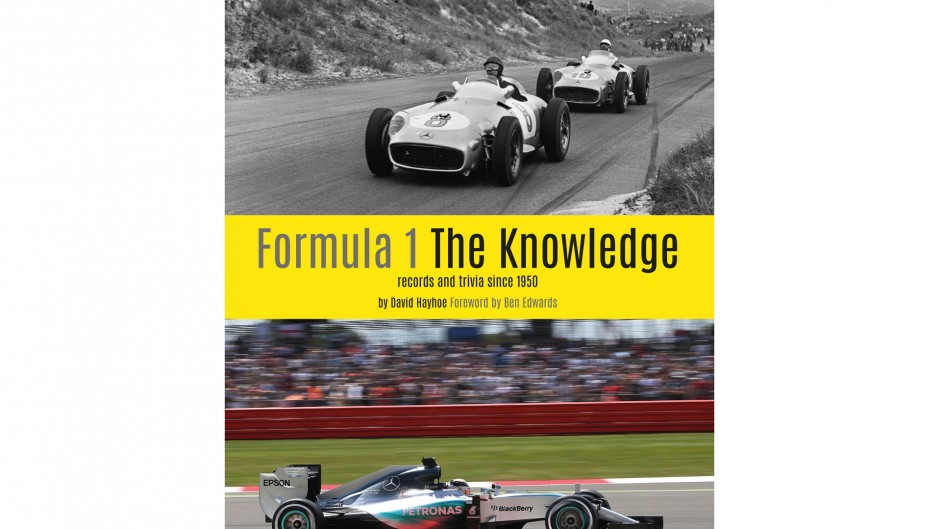Formula 1 The Knowledge reviewed