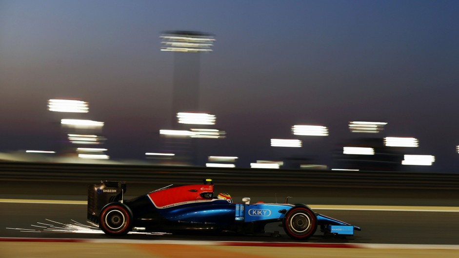 2016 Bahrain Grand Prix final practice and qualifying in pictures