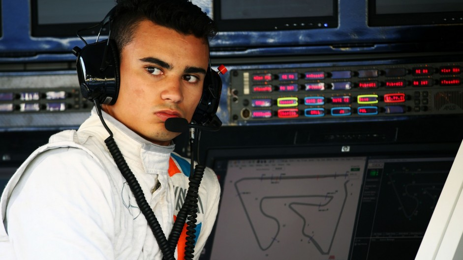 Manor believes Wehrlein has the ingredients to be a star